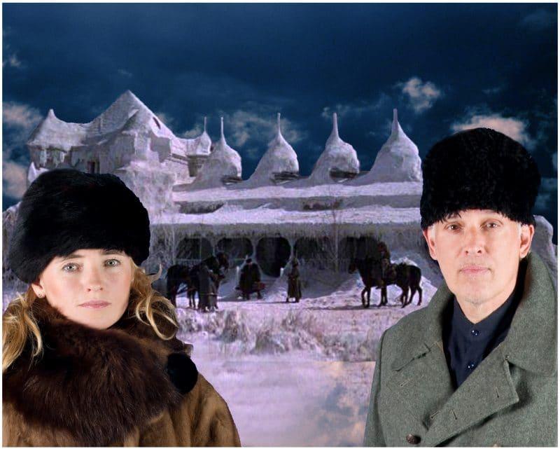 Inspirerende multimediavoorstelling over Doctor Zhivago in Theater Hof 88
