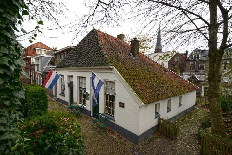 Wevershuisje
