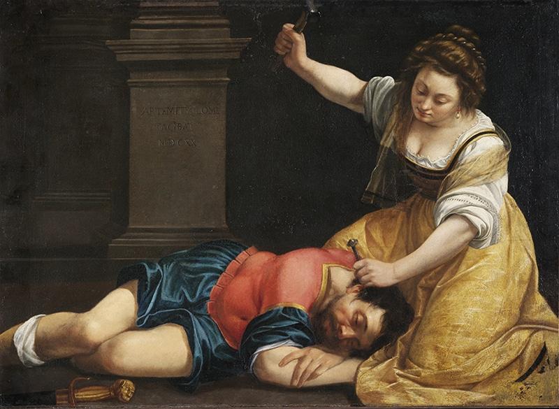 Rijksmuseum Twenthe tentoonstelling Artemisia