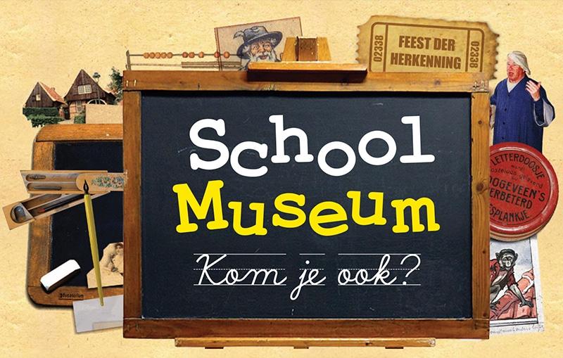 School museum, kom je ook?